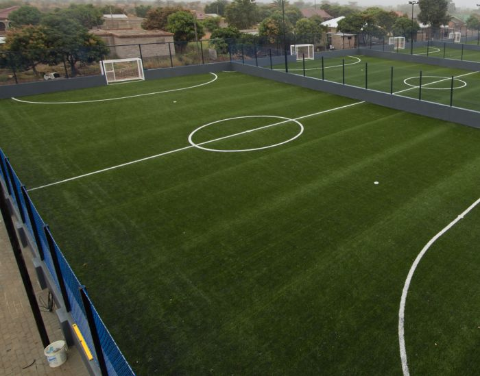 Five a side football venues